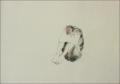 Drawing-Crouching Man